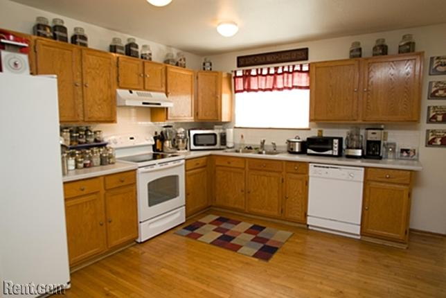 we get a lot of requests for painting kitchen cabinets there seems to be a large number of oak cabinets in denver my guess is they were either very super