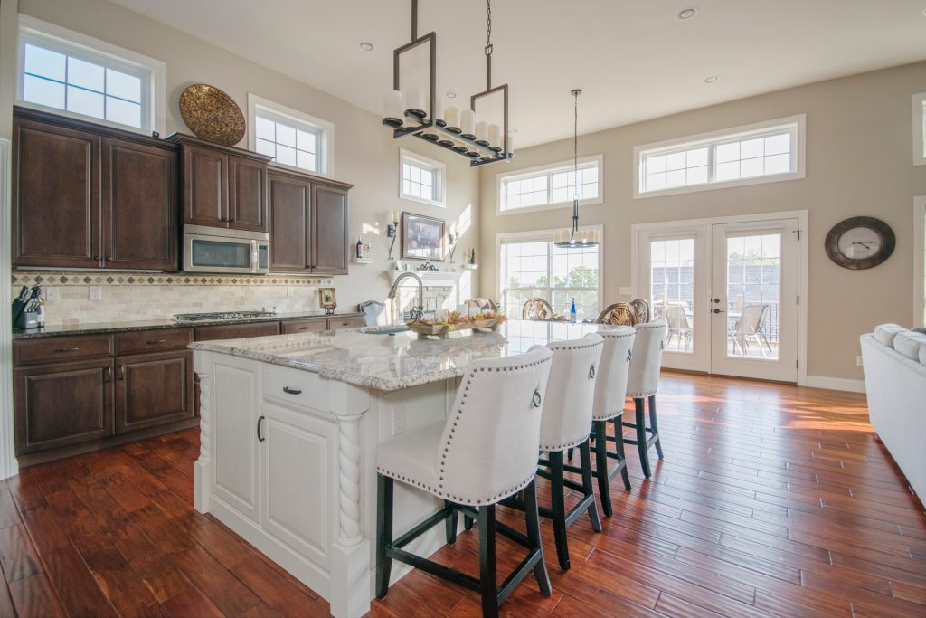 Refinish Hardwoods Or Paint First Walls By Design
