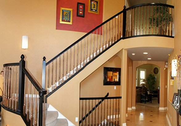 entry ways and stairs