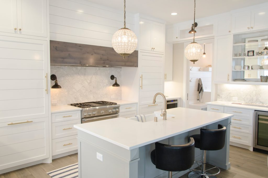 7 Trends In Kitchen Cabinet Painting Walls By Design