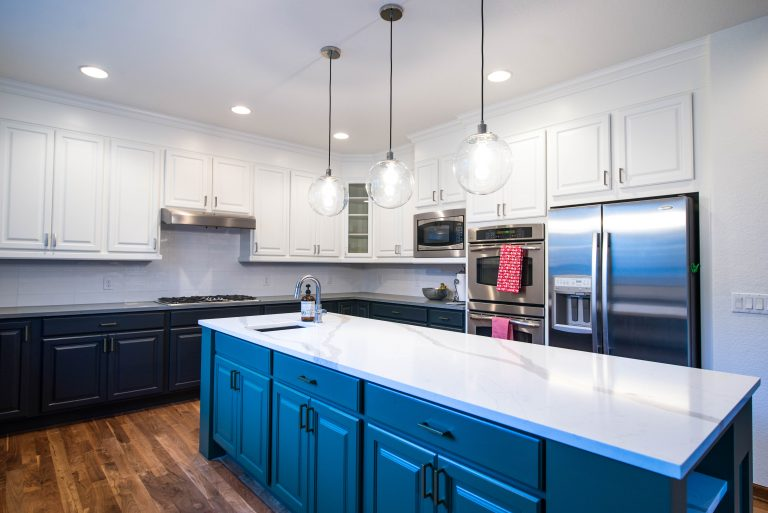 Cabinet Painting Highlands Ranch