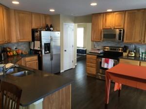 Oak kitchen cabinets - Painting Kitchen Cabinets White
