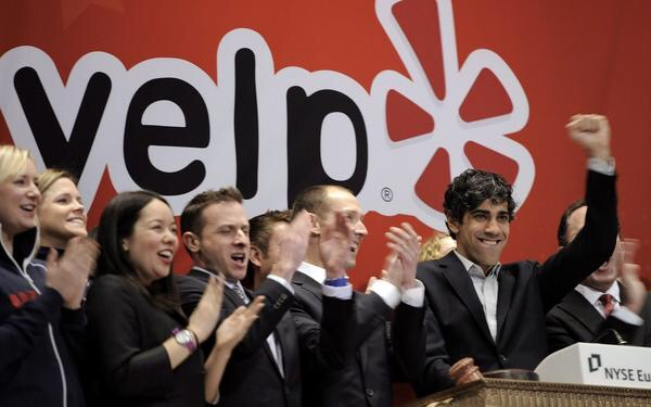 Yelp: Painting referral sites