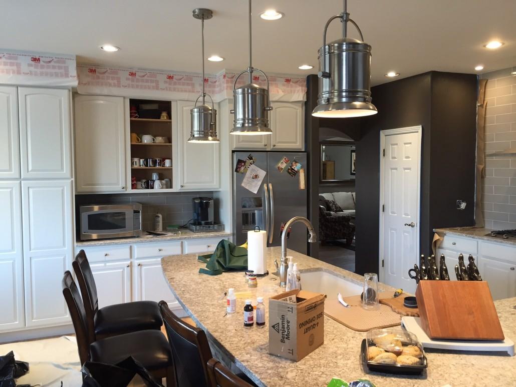 kitchen painting denver