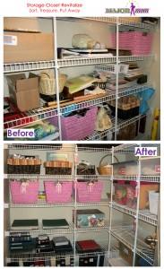 storage closet - MM