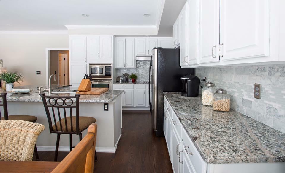 Cabinets - Denver Paint Contractor