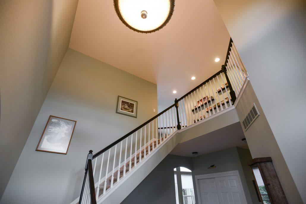 Stairways - Denver Paint Contractor